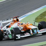 Sahara Force India 2012 Singapore Grand Prix Free Practice Report