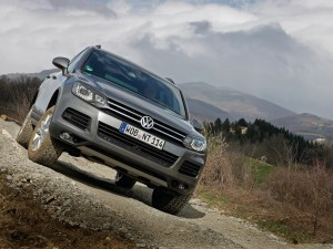 New Volkswagen Touareg Launched in India @ INR 58.5 lakhs