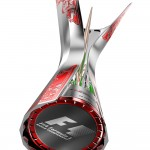 Michael Foley creates trophy for 2012 Airtel Indian Grand Prix