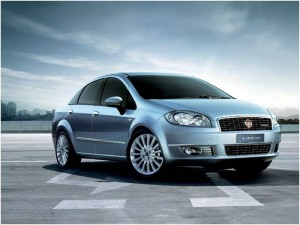 Fiat Linea Absolute edition