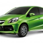 Honda Brio Sedan Confirmed for India.To be Launched with a Diesel Engine
