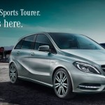 Mercedes Benz B Class Launched @INR 21.49 lakhs