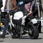 Honda CBR 500 clear images