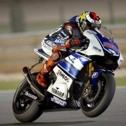 Jorge Lorenzo is the 2012 Moto GP Champion