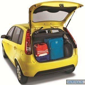 New Ford Figo boot