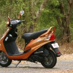 Mahindra Two Wheelers: April-September 2012 Sales