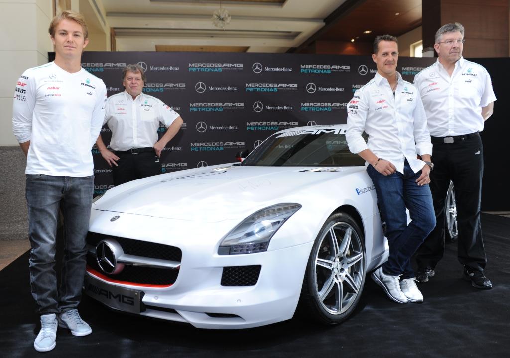 Mercedes-AMG-Petronas-F1-Team