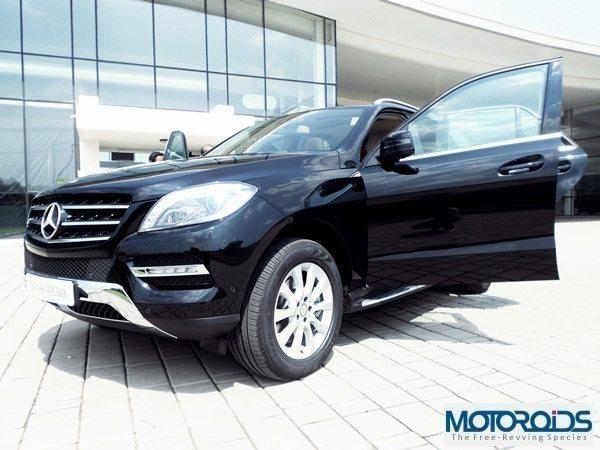 Mercedes Benz ML250CDI