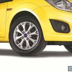 new Figo alloy wheels