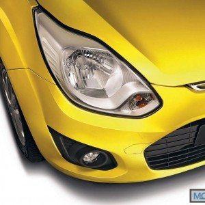 New Figo headlamp