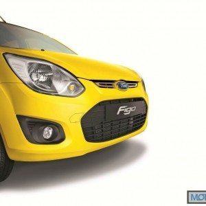 Figo new front bumper