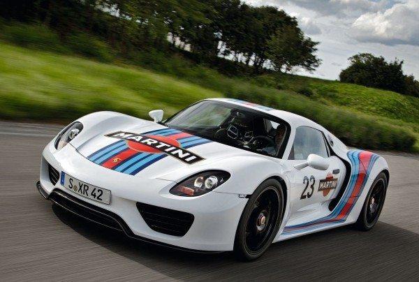 Porsche 918 Spyder (1)
