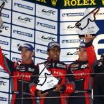 Karun Chandhok's JRM Racing Finishes on Podium