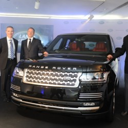 2013 Range Rover Launched in India @INR 1.75 Crore