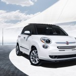 Fiat 500L & 500L Trekker First Images Surface on Cyber Space