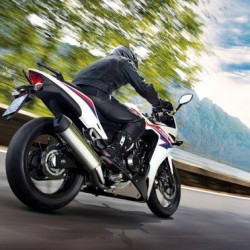 Image Gallery: Honda CBR500R