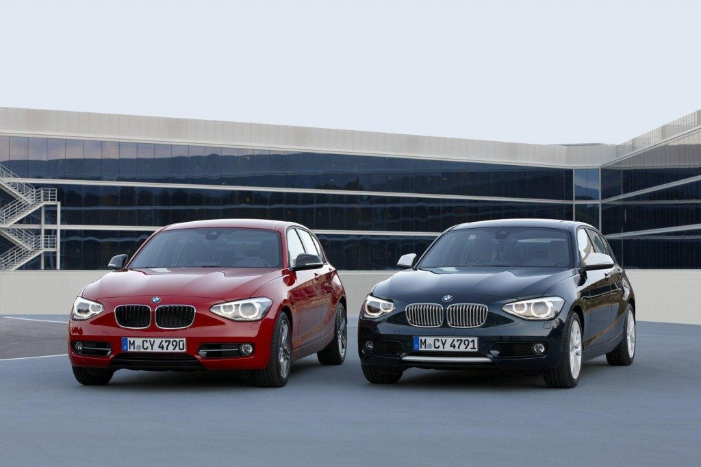 Bmw India Confirms 2013 Launch For Bmw 1 Series Hatchback Motoroids