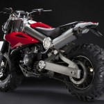 Meet the Brutus- an SUV on two wheels