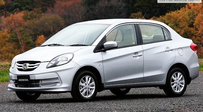 Honda Brio Amaze to have a 'very aggressive Price Tag' in India
