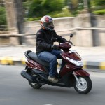 Yamaha may unveil Ray Z 'male specific' scooter at Goa tomorrow