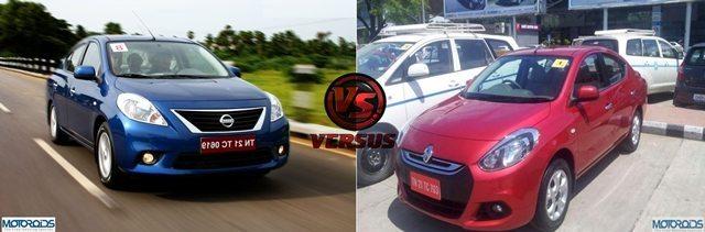 Renault-Scala-vs-Nissan-Sunny