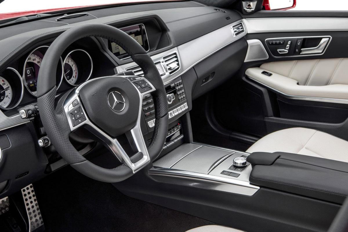 2014-Mercedes-E-Class-Interior-shot