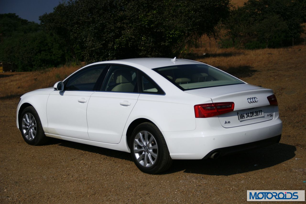 audi a6 3 0 tdi quattro review images price specs and. Black Bedroom Furniture Sets. Home Design Ideas
