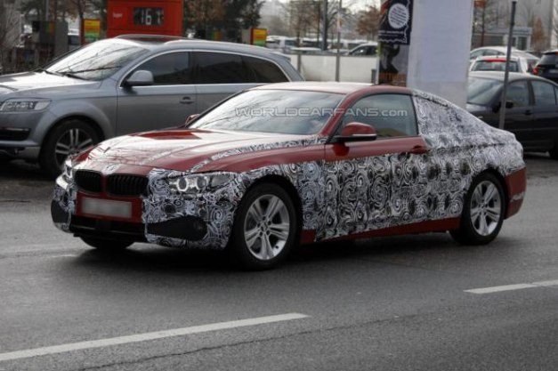 BMW-4-Series-Coupe-production-model