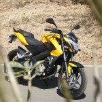 November 2013 Launch for Bajaj Pulsar 375