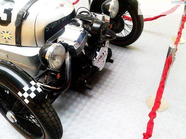 3 Wheeler Roadster