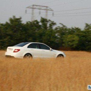 Mercedes C250 CDI AMG edition (13)