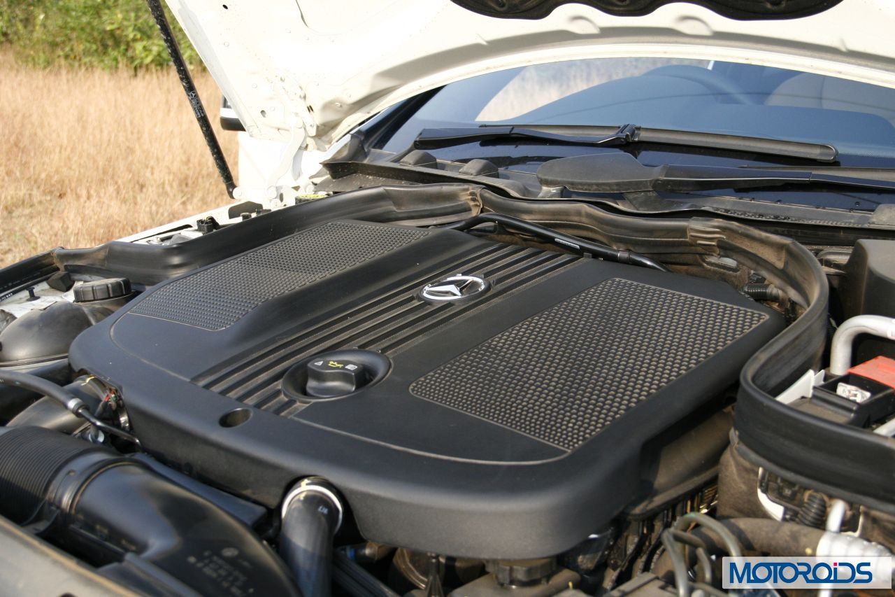 Mercedes C250 CDI AMG edition review: Pictures, images