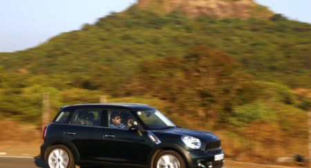 Mini Cooper S Countryman (117)