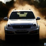 Mahindra Ssanyong posts highest ever sales since 2006 in April 2013