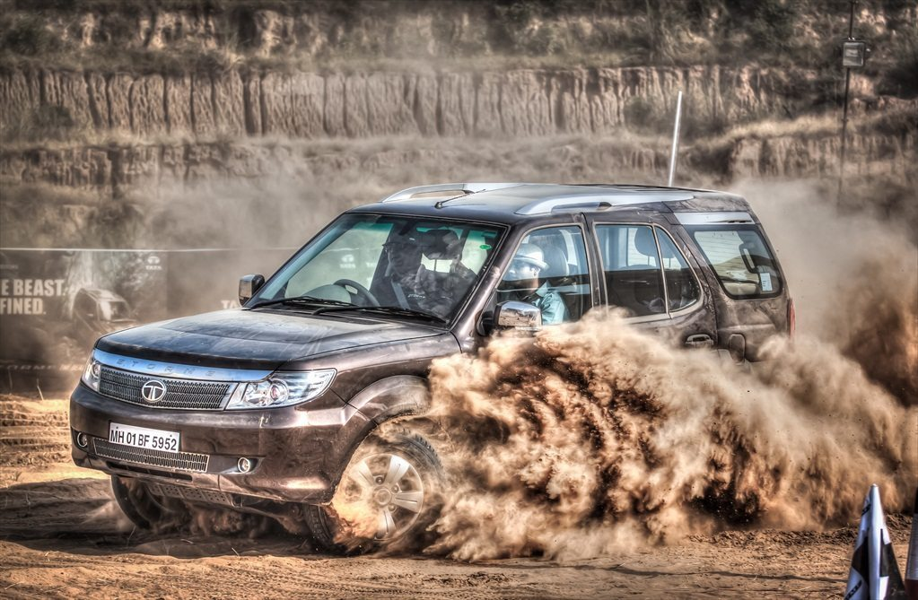 More Powerful And Luxurious Tata Safari Storme Coming Up Next Year