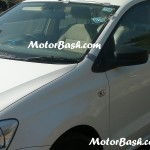 Volkswagen Vento CNG Caught Testing. Launch Soon