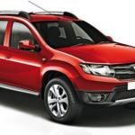 Renault Dacia Duster Facelift Rendered