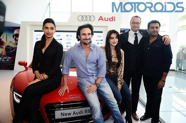 2013 Audi R8 India Launch 1