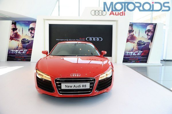 2013 Audi R8 India Launch 2
