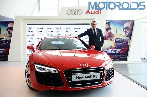2013 Audi R8 India Launch 3