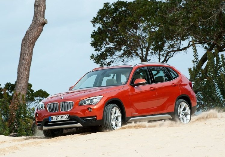 2013 BMW X1 Facelift India Launch