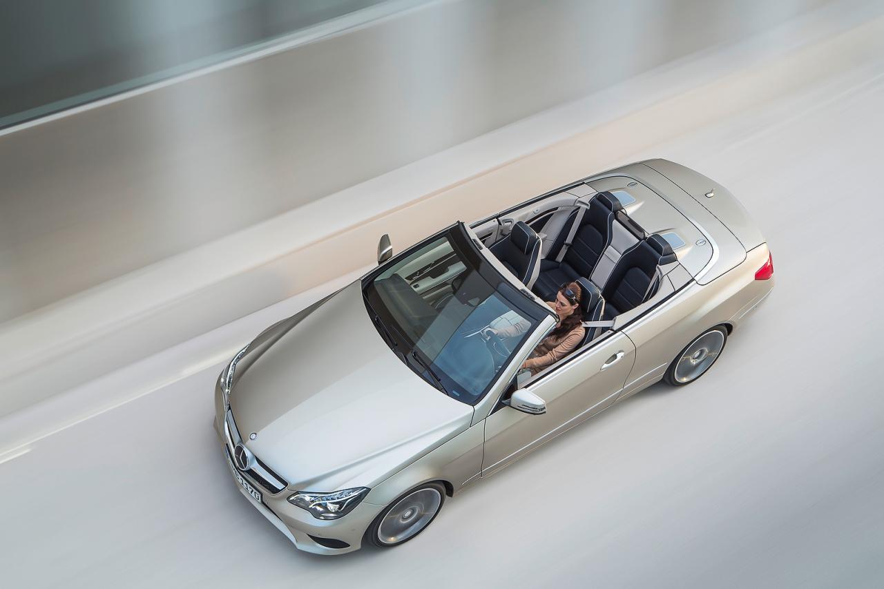 2013 Mercedes E-class Cabriolet (8)