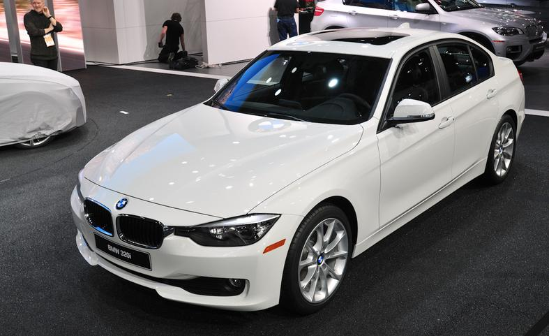 India Bound Bmw 320i Showcased At Detroit Motoroids