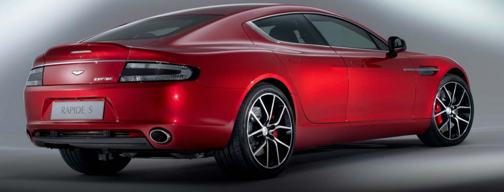 2014 Aston Martin Rapide S- 4