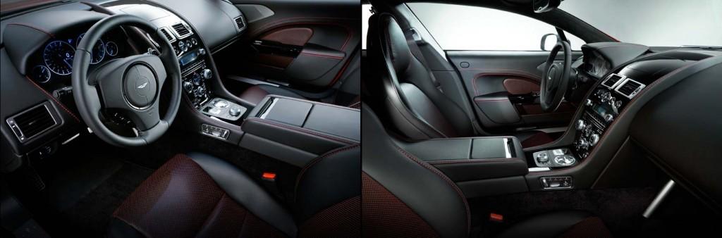 2014 Aston Martin Rapide S- interiors