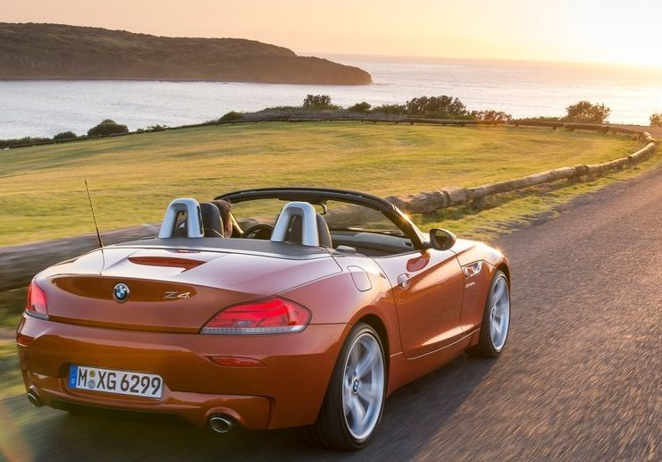 2014 Bmw z4 facelift 2
