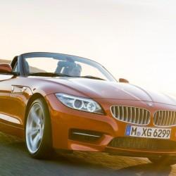 BMW Z4 Facelift Showcased at Detroit