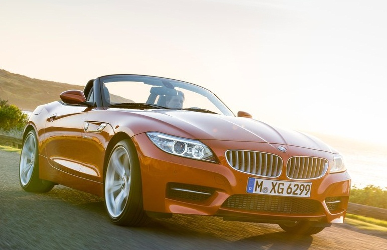 2014 Bmw z4 facelift