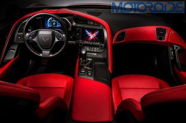 2014 Chevrolet Corvette C7 Interiors
