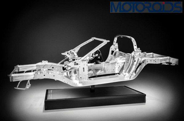 2014 Chevrolet Corvette C7 Monocoque